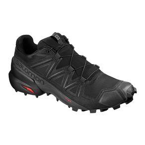 Zapatillas-salomon-Speedcross-5-Negro