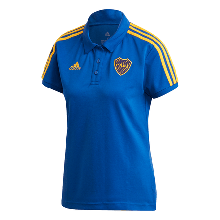 Chomba-adidas-Boca-juniors-3s-Polo-Azul